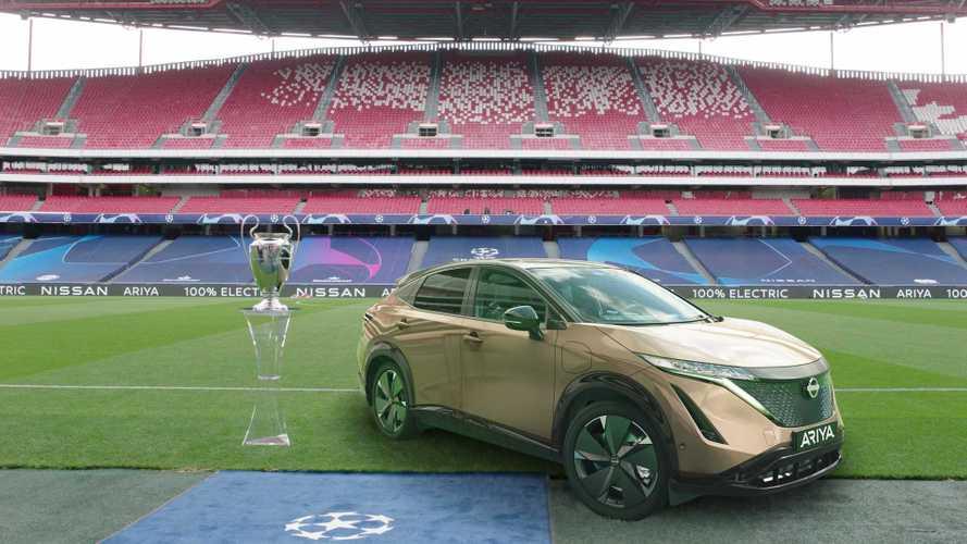 Finale UEFA Champions League, Nissan offre a 50 clienti un posto esclusivo