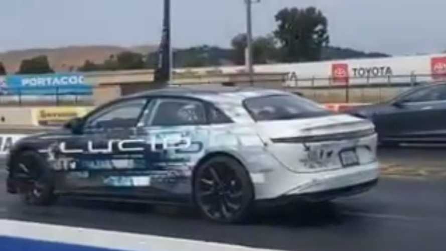 Watch Lucid Air Race Tesla Model S: A Glimpse Of A Major Rivalry To Come