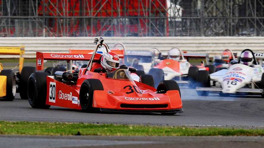 Silverstone Classic to run historic F2 and F3 races in 2019