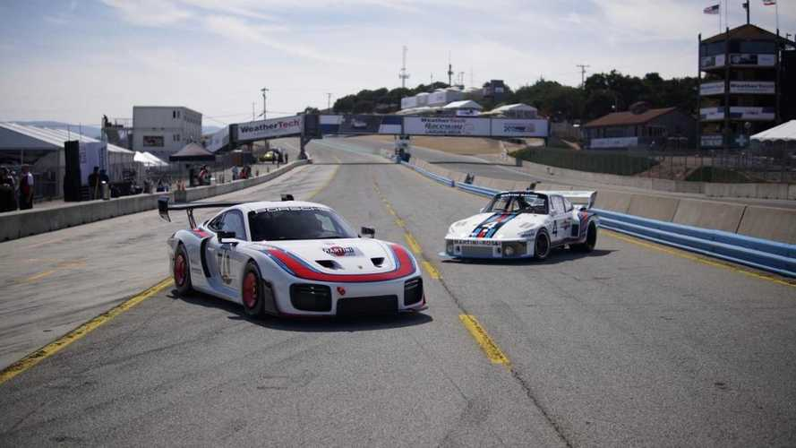 Why the new Porsche 935 is a worthy successor
