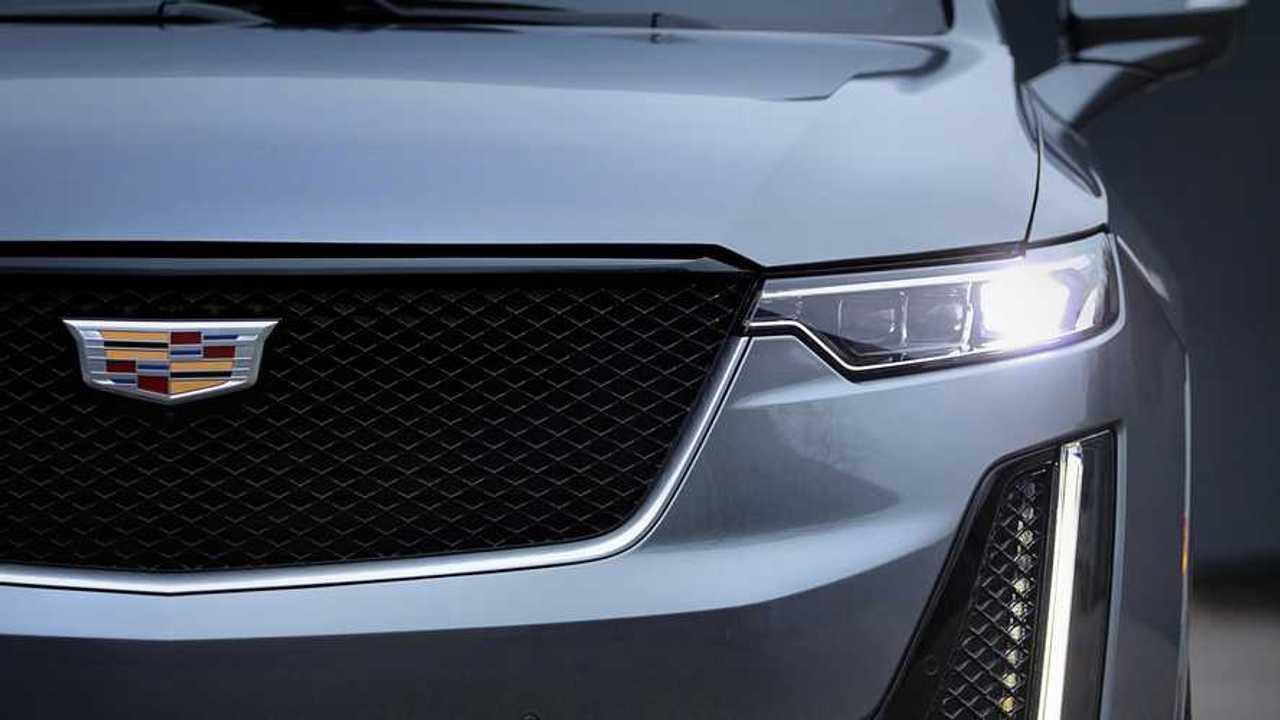 Cadillac XT6 Headlights
