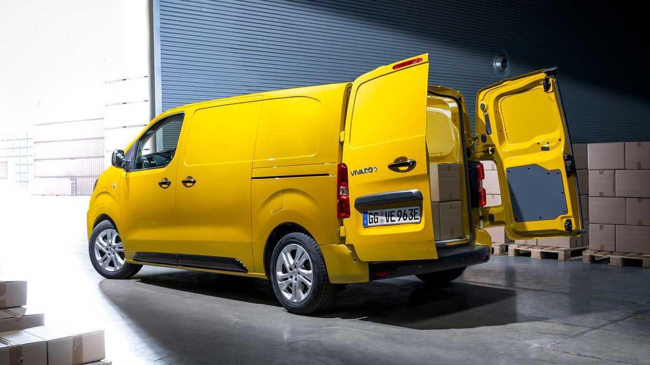 2021 Opel Vivaro Reviews