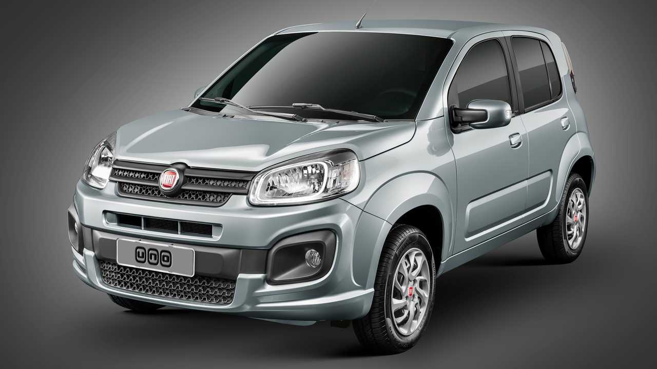 Fiat Uno / «Организация объединенных наций»