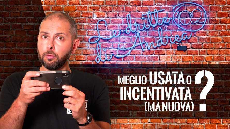 Situazione dell'usato in Italia, conviene comprare o aspettare?