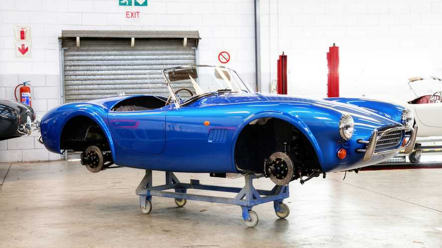 New 'born-again' AC Cobras arrive in the UK