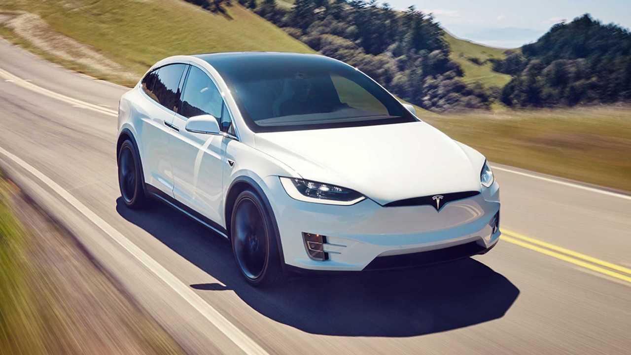 5. Tesla Model X
