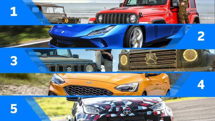Le 10 auto più divertenti che abbiamo guidato
