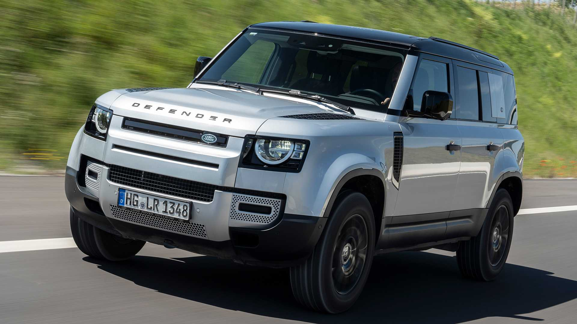 2020 Land Rover Defender Research New