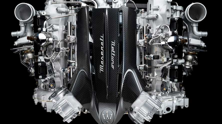 Maserati's All-New Nettuno Engine Might Not Be All That New