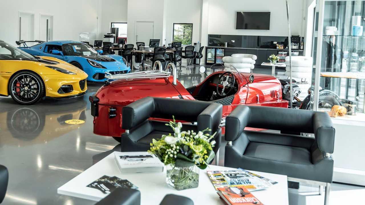 Longest serving Lotus dealer celebrates their 50th anniversary