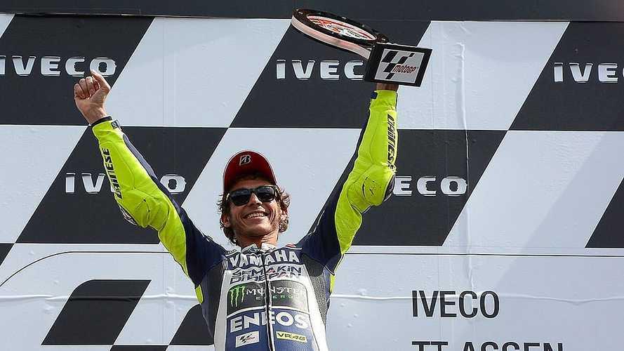 El día que Rossi volvió a ganar tras el infierno de Ducati