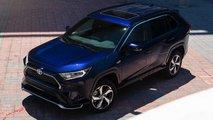 2021 Toyota RAV4 Prime - первая поездка