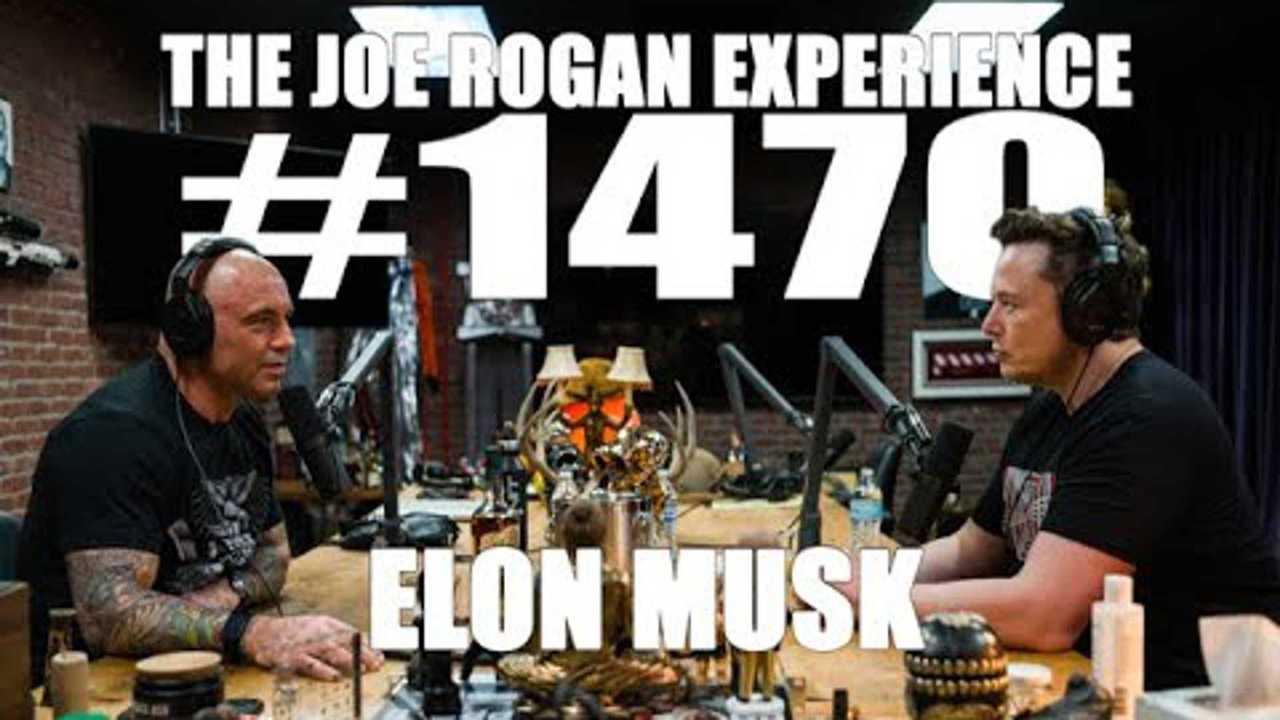 Elon a JRE