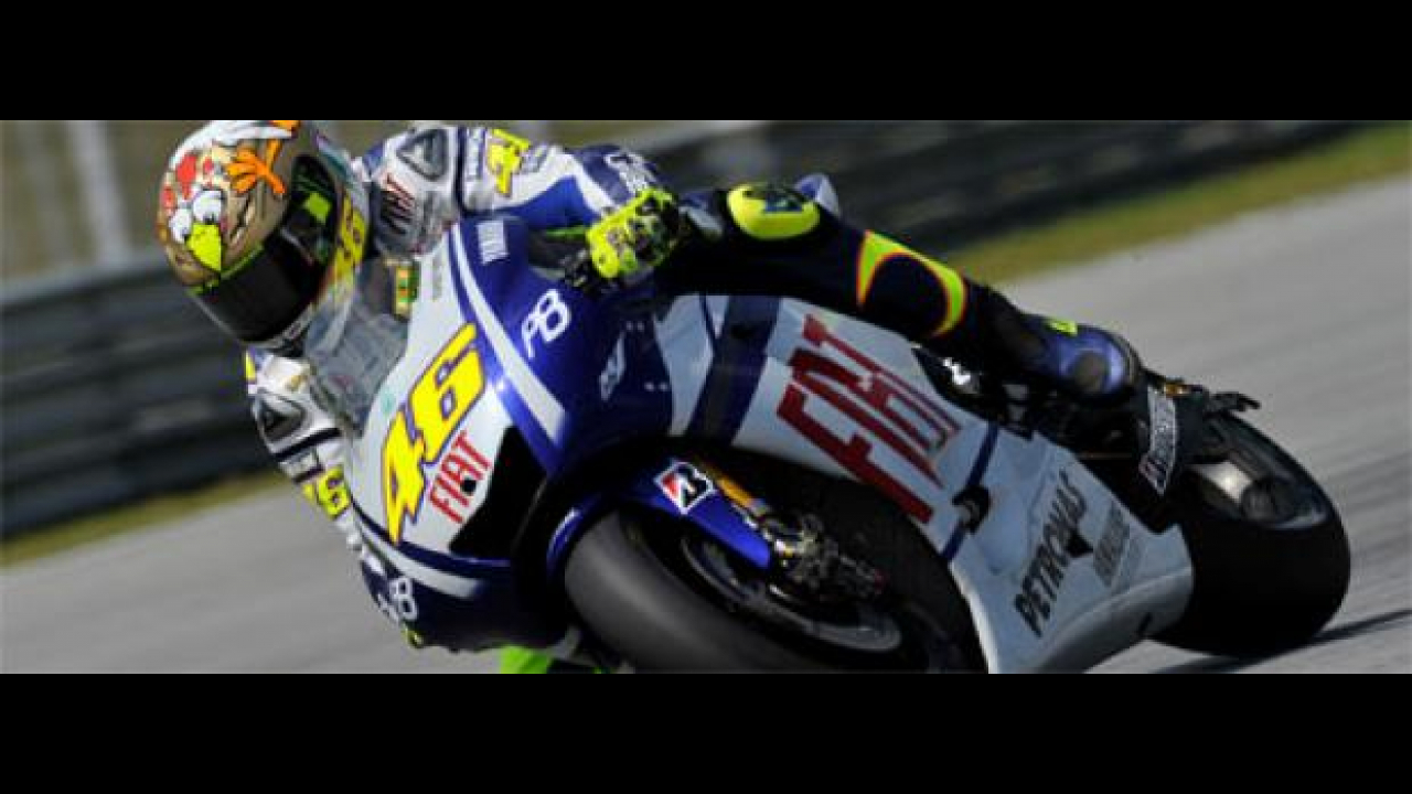 MotoGP 2010, Sepang/2, Test day/2: team Yamaha
