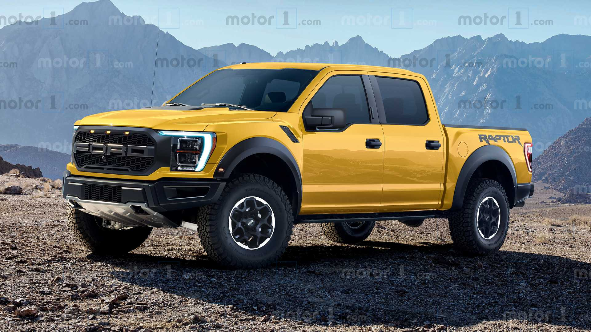 2021 Ford Raptor Performance and New Engine