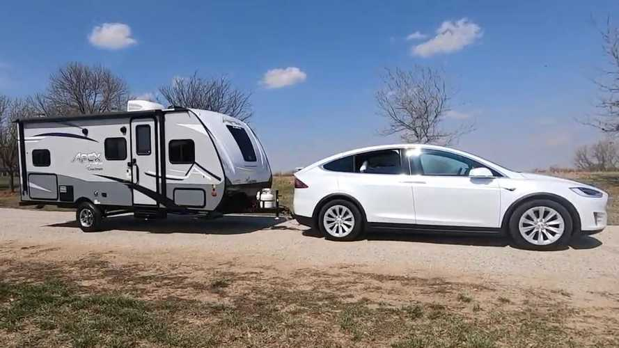 Is This The Perfect Camper For Your Tesla Model X?