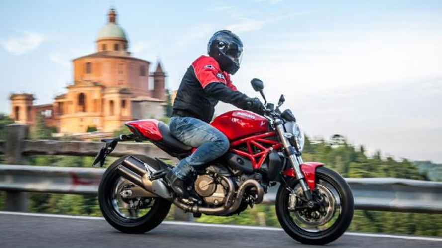 Ducati Monster 821 - TEST