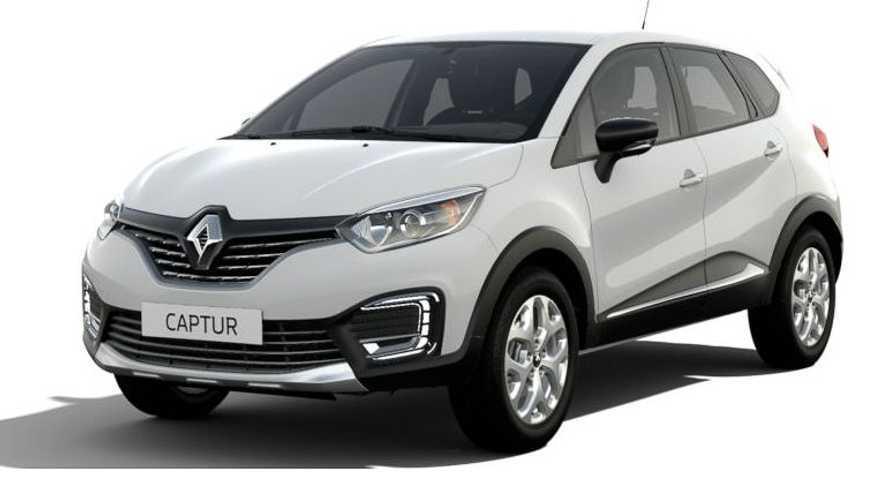 Renault Captur Zen CVT