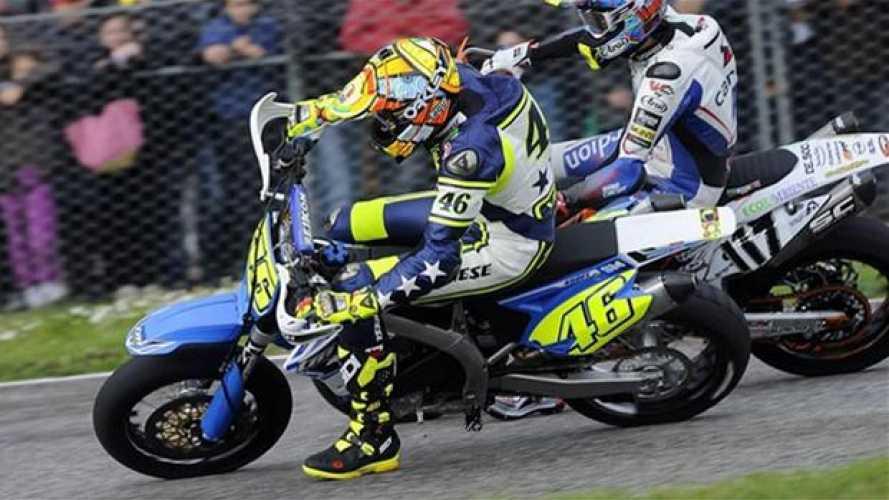 Sic Supermoto Day 2013: probabilmente non ci sarà Valentino Rossi!