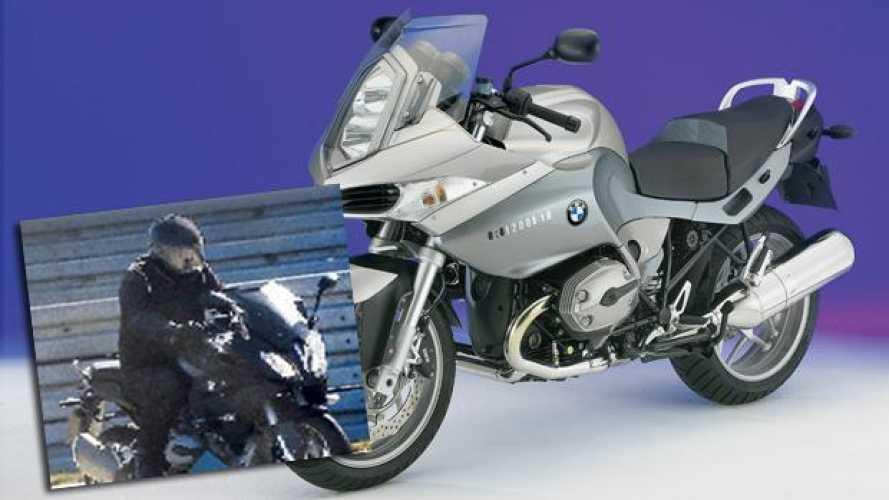 BMW: torna la R 1200 ST?