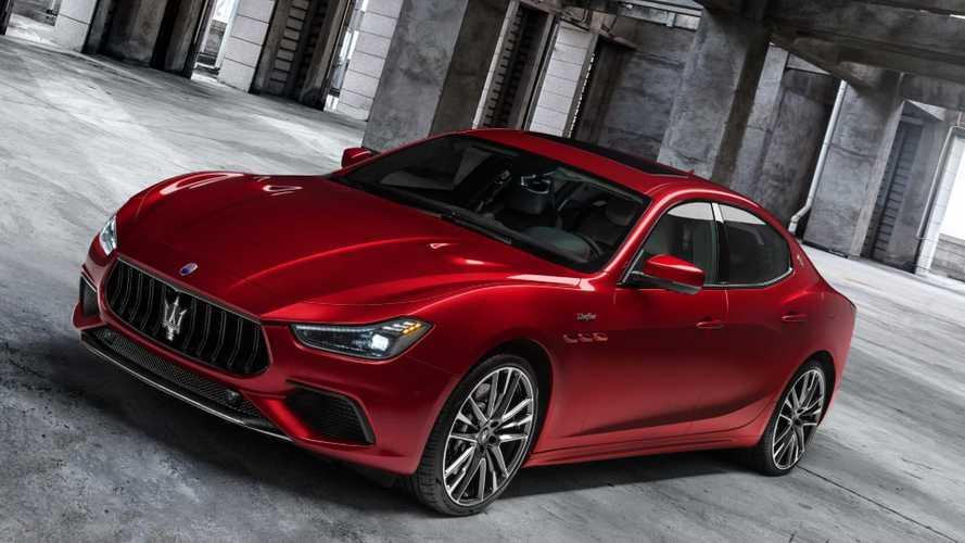 Maserati Ghibli Trofeo, la Maserati de route la plus rapide de l'histoire
