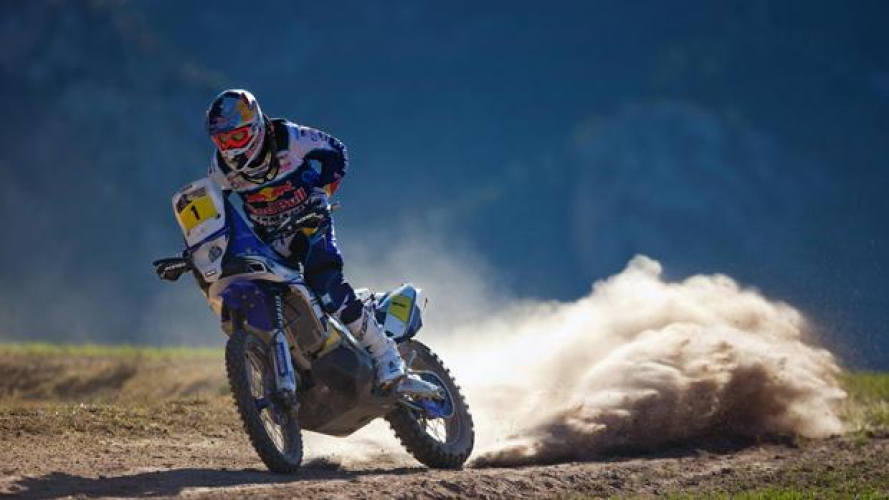 Yamaha 450F Rally 2014