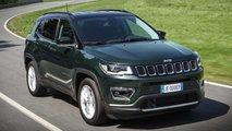 jeep compass 2020 neuer benziner