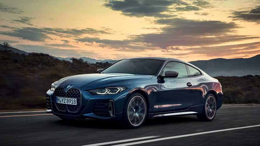 Купе BMW 4-й серии (2020)