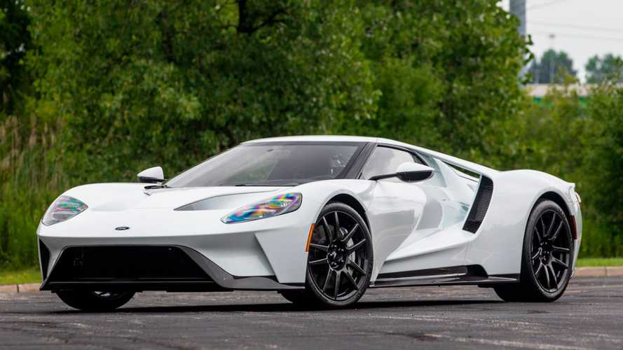 Eladó Ford GT
