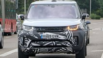 Land Rover Discovery Spy Photos
