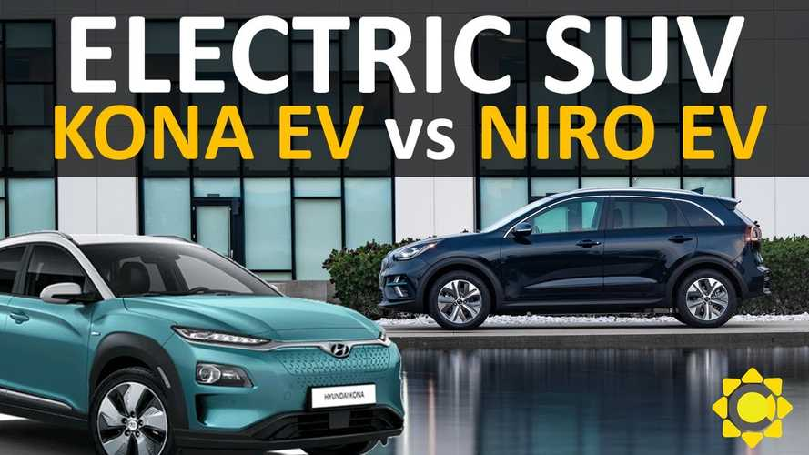 Hyundai Kona Electric Vs Kia Niro EV: How Do These Electric SUVs Stack Up?