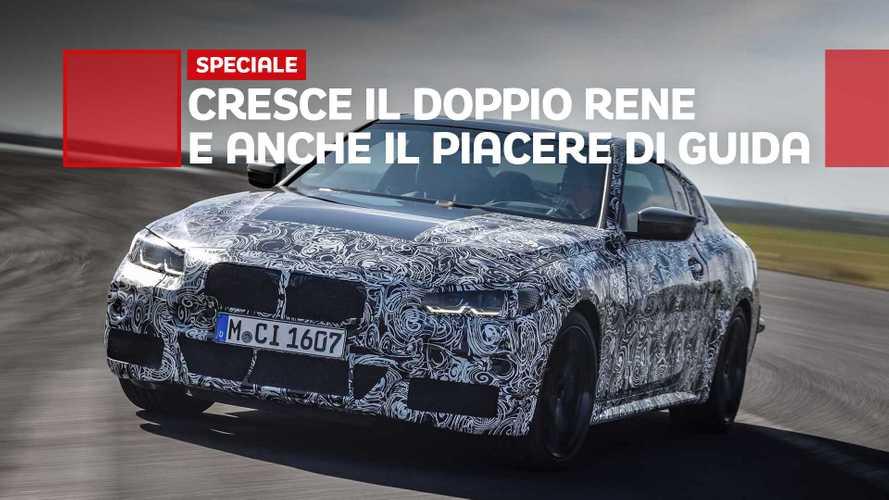 Nuova BMW Serie 4, l'abbiamo già guidata