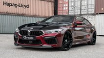 G-Power G8M Bi-Turbo auf Basis des BMW M8