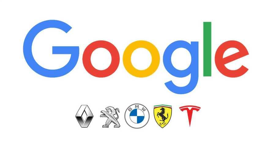 ¿Cuál es la marca de coches más buscada en Google?