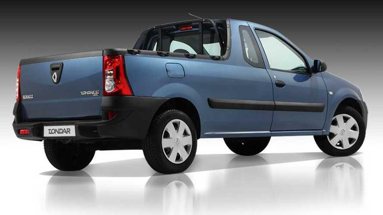Renault Tondar pick-up Irán