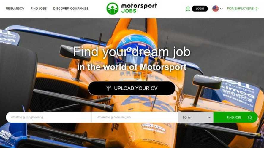 Motorsport Jobs'ın yeni patronu belli oldu