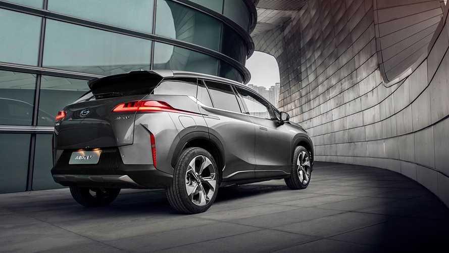 GAG AION V, el primer SUV eléctrico en el mundo con 5G