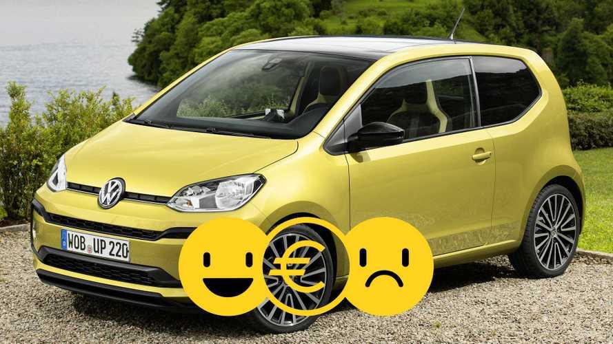 Promozione Volkswagen up!, perché conviene e perché no