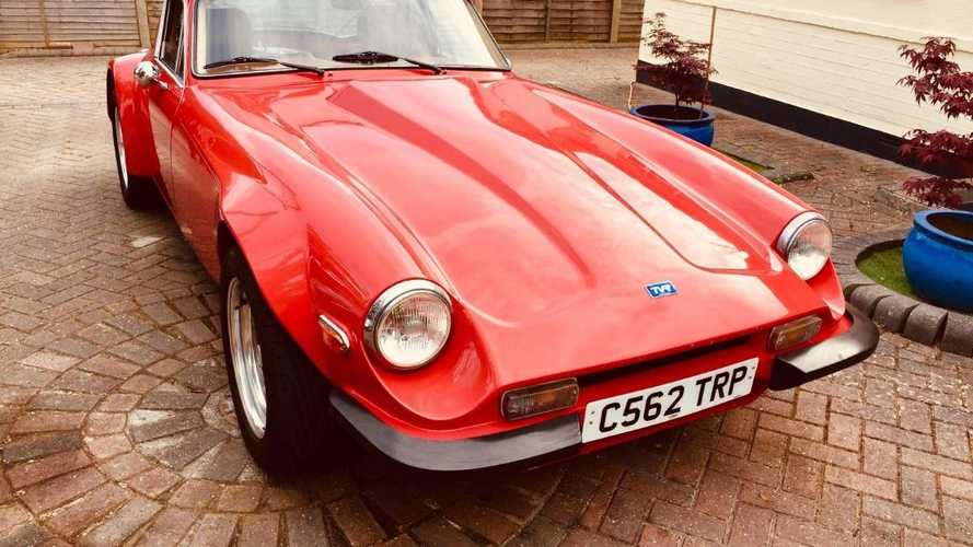 Buy this unique TVR Taimar with a Ford GT40 engine