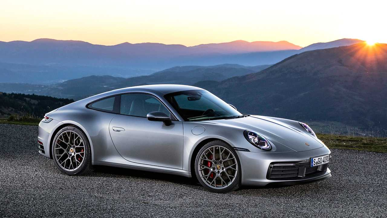 new porsche 911 reaches top speed in 6th gear not 7th or 8th. Black Bedroom Furniture Sets. Home Design Ideas