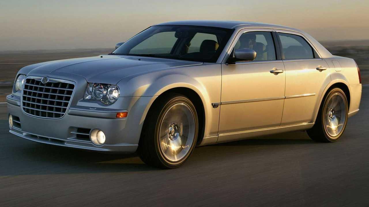 Chrysler 300C 6.1 V8 SRT8