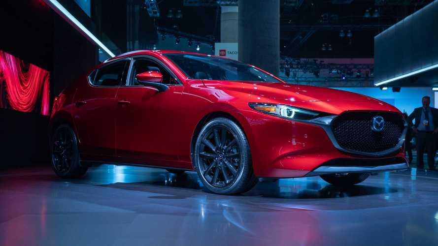 2019 Mazda3: Live From The LA Auto Show