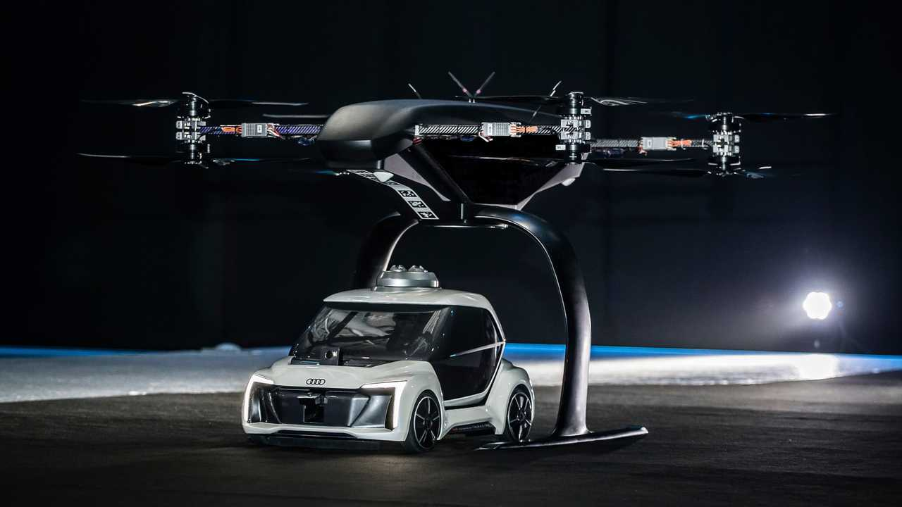 Audi Pop.Up Next Model