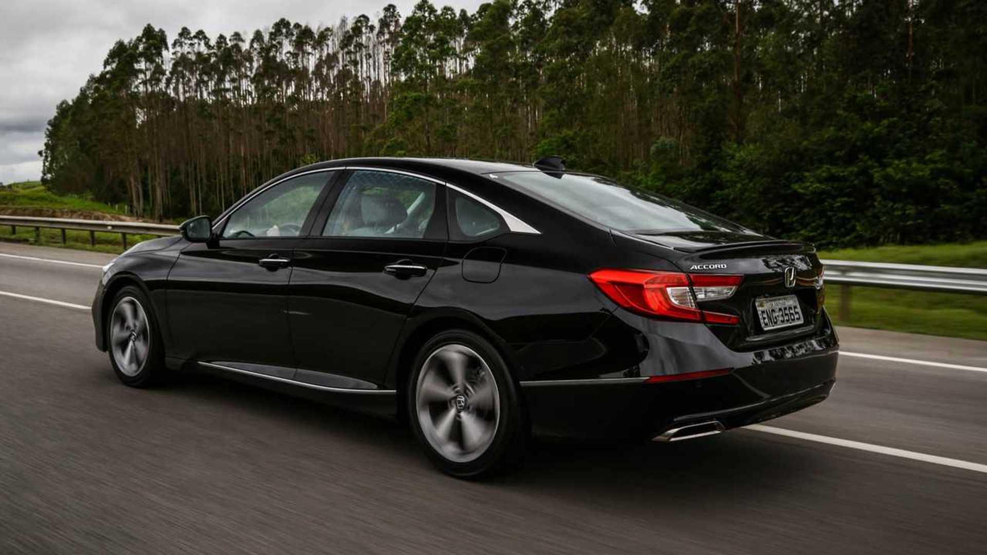 Teste Instrumentado: Honda Accord Touring 2019 faz frente aos alemães? Novo-honda-accord-2019
