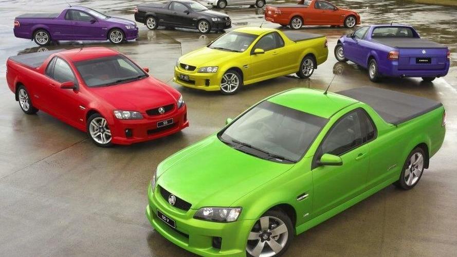 Holden VE Ute Range Released