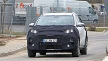 2019 Kia Sportage facelift spy photos