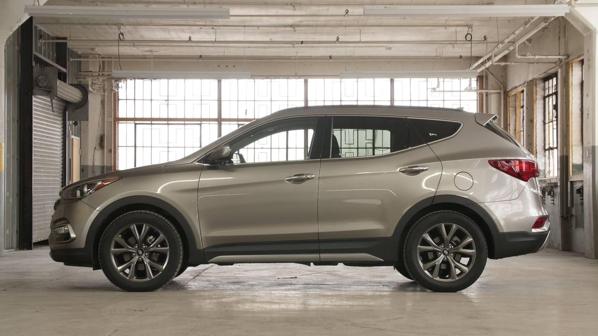 2018 Hyundai Santa Fe >> 2018 Hyundai Santa Fe Sport Why Buy