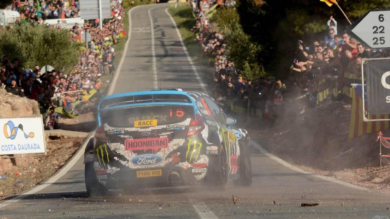 WRC, Ken Block