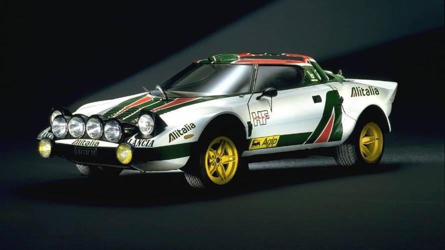 Motor1.com Legends: 1974 Lancia Stratos