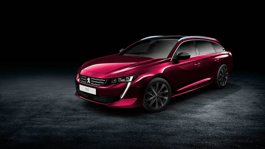 Peugeot 508 Wagon Coming To Paris Motor Show?